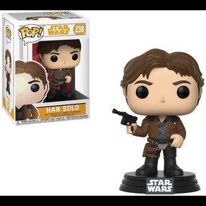 Star Wars Han Solo 238 Funko POP